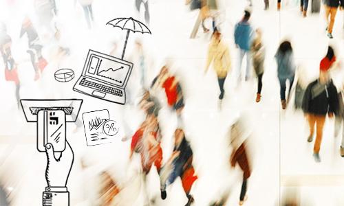 دسترسی به خدمات مالی برای شهروندان