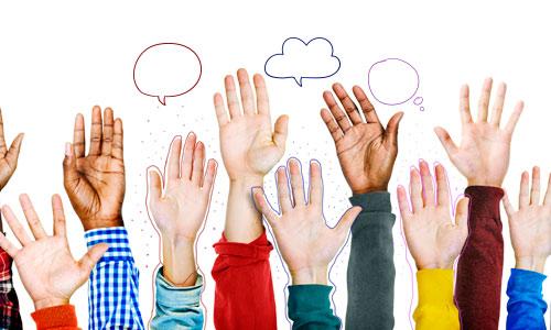 چقدر پایه کارهای داوطلبانه هستید؟