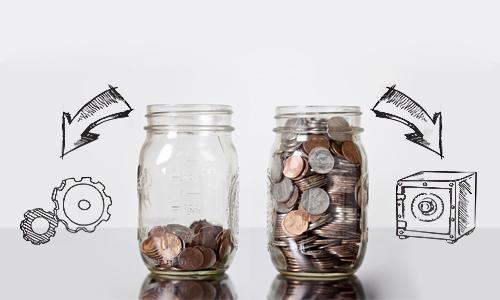 زنان، نزدیک به پسانداز و دور از سرمایهگذاری
