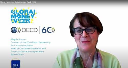 تحکیم فعالیتهای هفتۀ جهانی پول با حضور شرکتکنندگان جدید